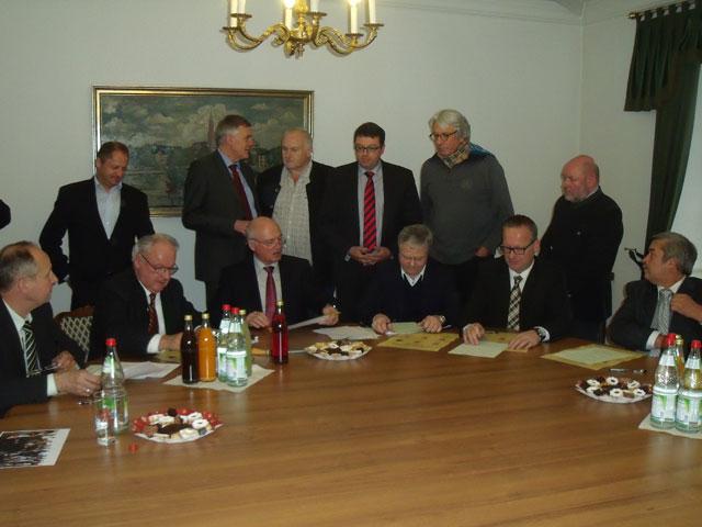 Gründung ILE Hallertauer Mitte 2014