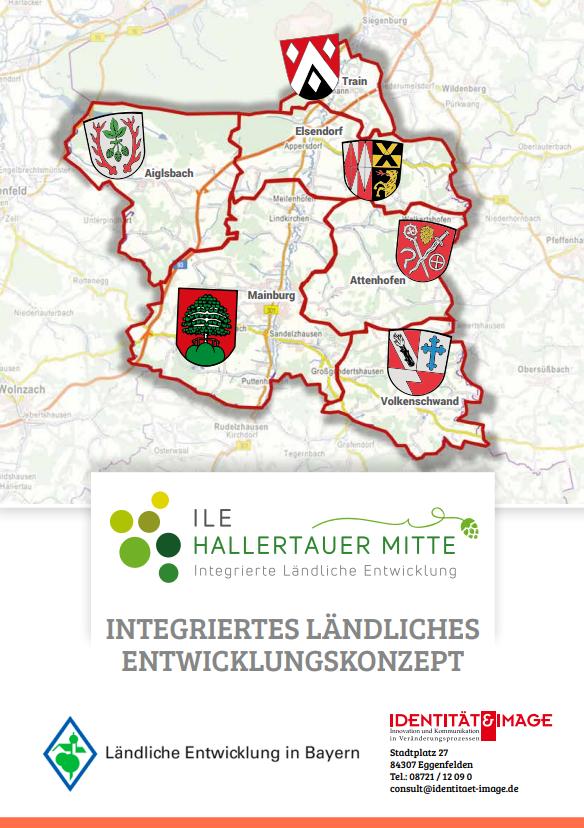 Integriertes ländliches Entwicklungskonzept Hallertauer Mitte
